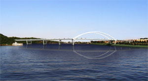 New Hastings High Bridge