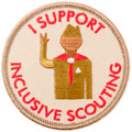 Inclusive Scouting Patch