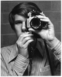 Vintage Selfie, 1970