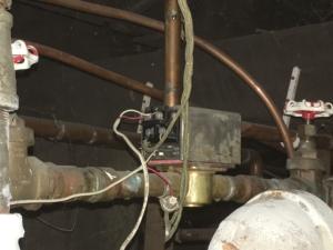 Zone valve wiring for the third valve